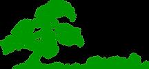 The Healing Garden Logo v2 green wide NO
