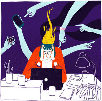 Fatigue: Le burn out