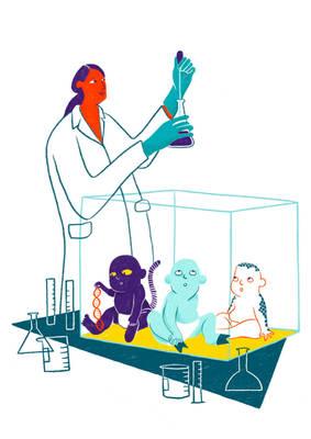Les bébés génétiquement testés et modifiés