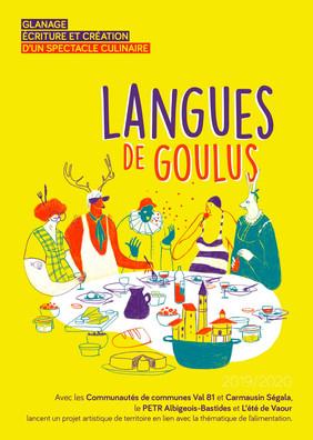 Langues de goulus