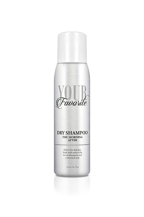 Your Favorite Dry Shampoo - The Morning After