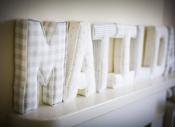 Decorative Wall Letters