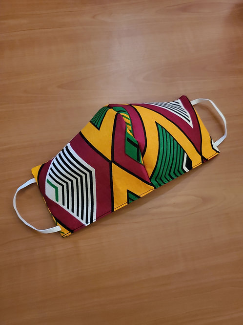 African Parade Mask