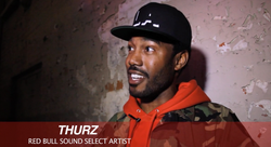 Red Bull Sound Select ft. Chuck Inglish & Thurz at The Well - Downtown Los Angeles,