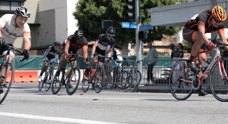 Long Beach BikeFest & The Shortline Crit - Long Beach's Inaugural Wolfpack Hustle Cr