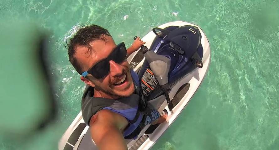 Jet Ski | Carefree | Caribbean Sea