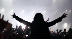 Swedish House Mafia X Red Bull X Sharp Balloon - Masquerade Motel - Downtown LA