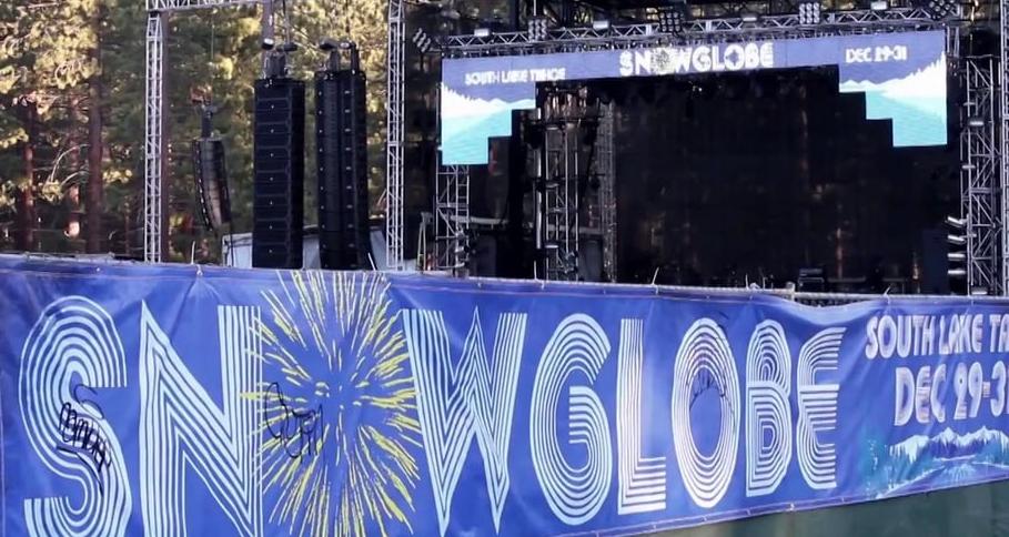 SnowGlobe Music Festival 2011 - 2012