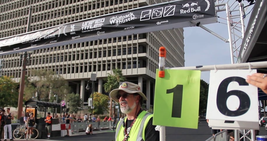 Wolfpack Hustle Crit X Red Bull in Downtown Los Angeles