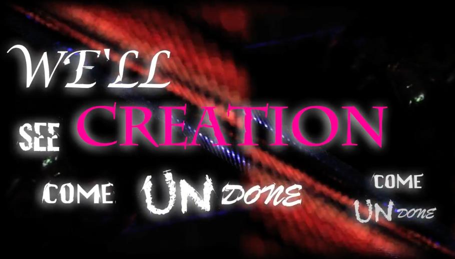 """""""A-Bun-Dance"""" - Creation Undone"""