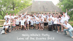 Nelly White's Party
