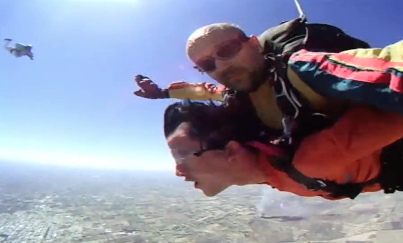 Sky Dive | I'm Alive