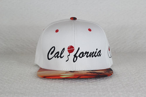 CALIFORNIA LOVE (White)