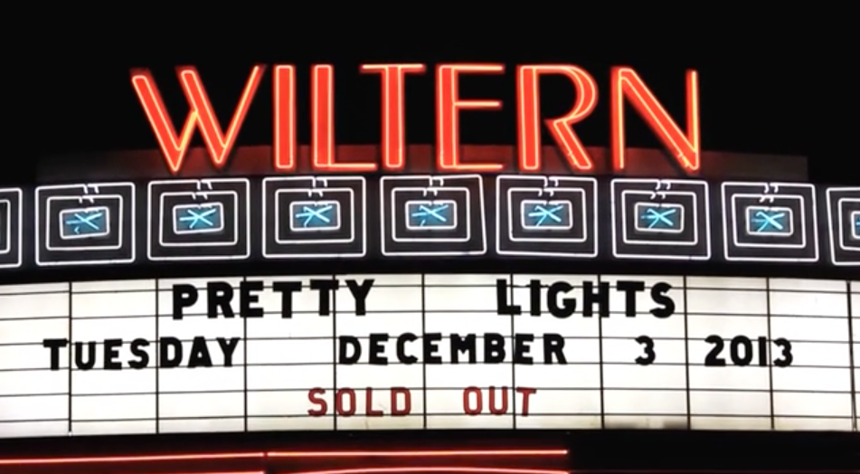 Pretty Lights at The Wiltern