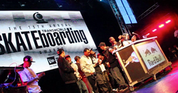 TransWorld Skate Awards 2013 X Red Bull X Sharp Balloon - Avalon Nightclub - Hollywood, CA