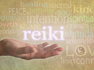 Reiki I Training Day on Saturday 14th September 2019.