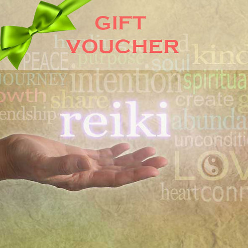 Gift Voucher - Reiki Healing Session