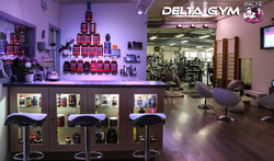 Delta Gym  salle de gym Whey Isolate