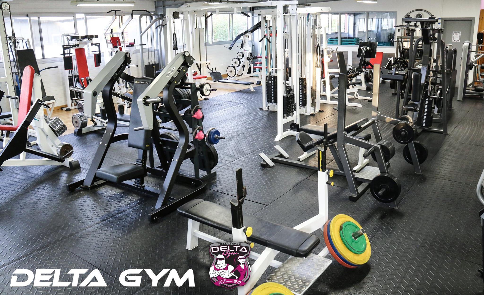 Delta Gym / salle de gym thonon