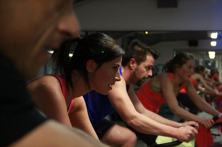 Delta Gym / cours de RPM thonon