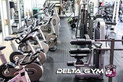 Delta Gym / salle de gym musculation