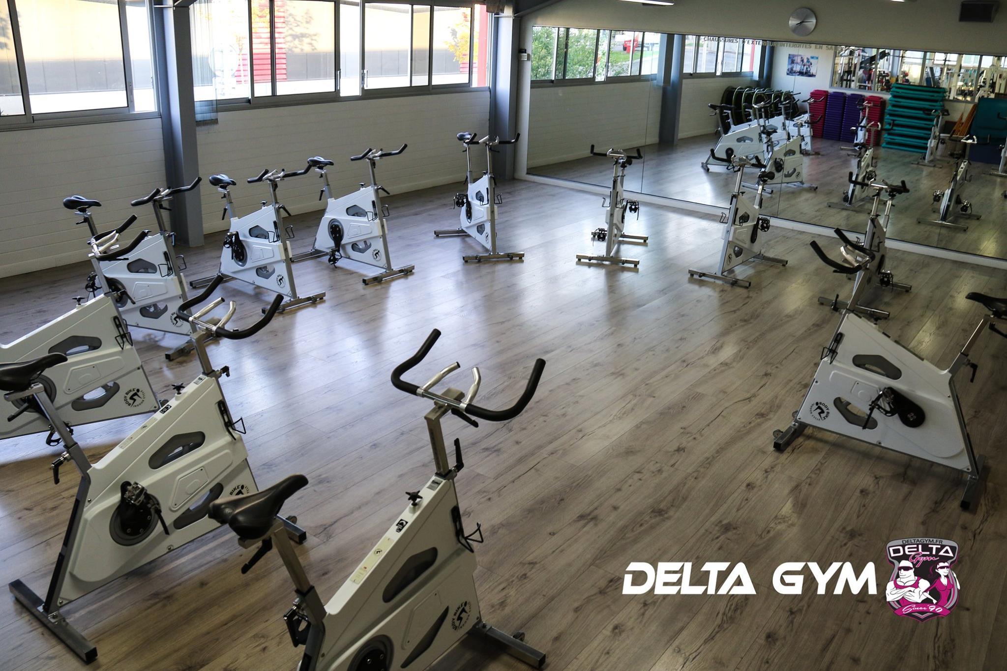 Delta Gym Salle De Fitness Et Musculation A Anthy Sur Leman