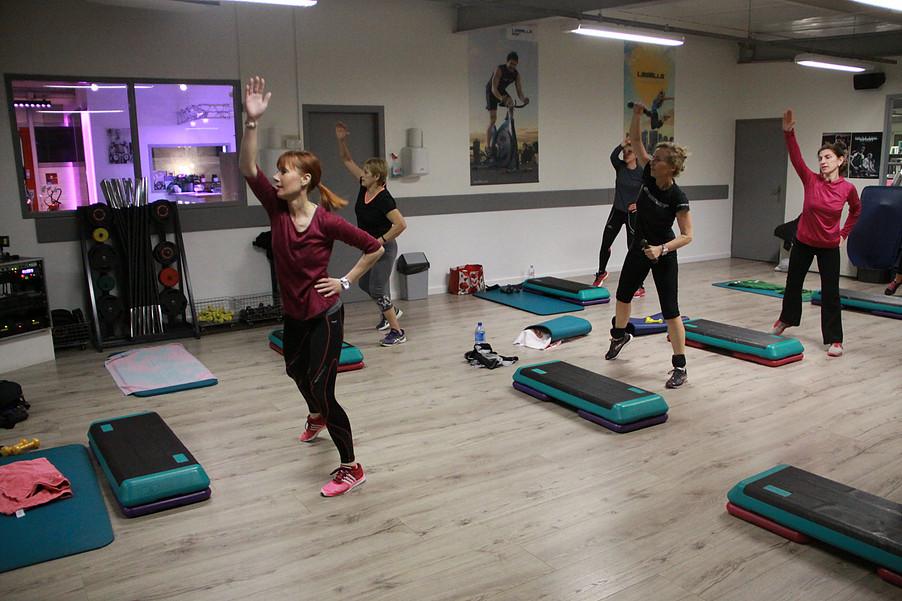 Delta Gym / cours de fitness thonon