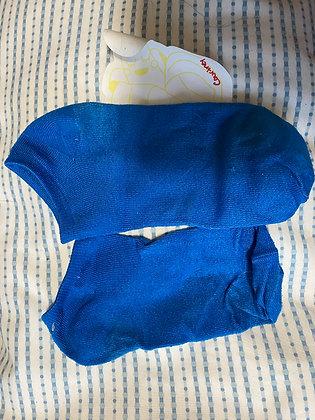 Normal Blue Socks