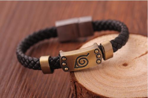 Naruto - Leaf Village Bracelet