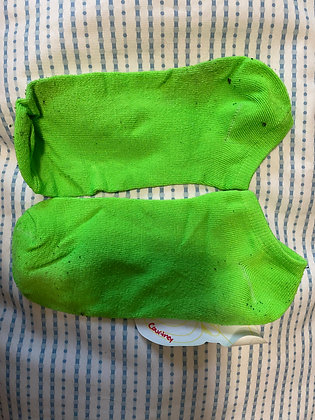 Normal Lime Green Socks