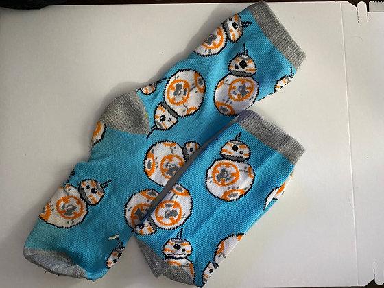 Starwars Crew Socks!