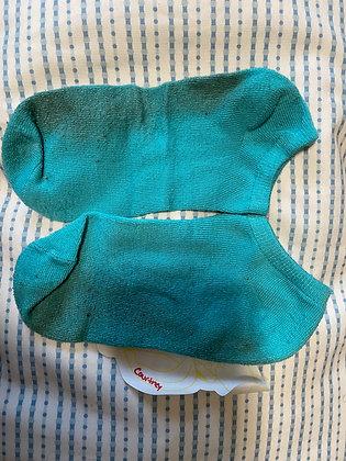 Normal Teal Socks