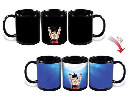 Dragon Ball Z - Spirit Bomb Goku Heat Reactive Mug