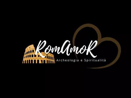 Collaborazione con                   RomAmor-tra archeologia e spiritualità