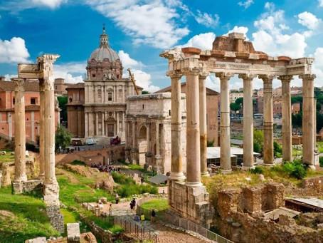 Passeggiata al Foro romano in occasione del Natale di Roma