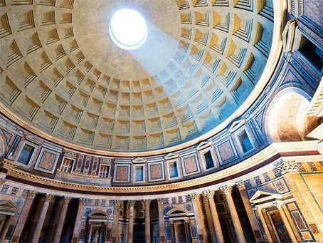 Visita al Pantheon in occasione del solstizio estivo