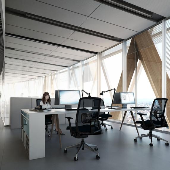 Render-interno - lato uffici - credits t