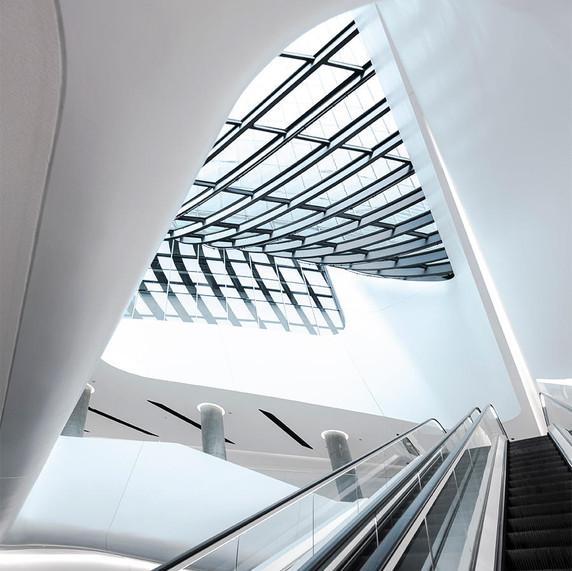 Torre Hadid Hall - Credits to Zaha Hadid