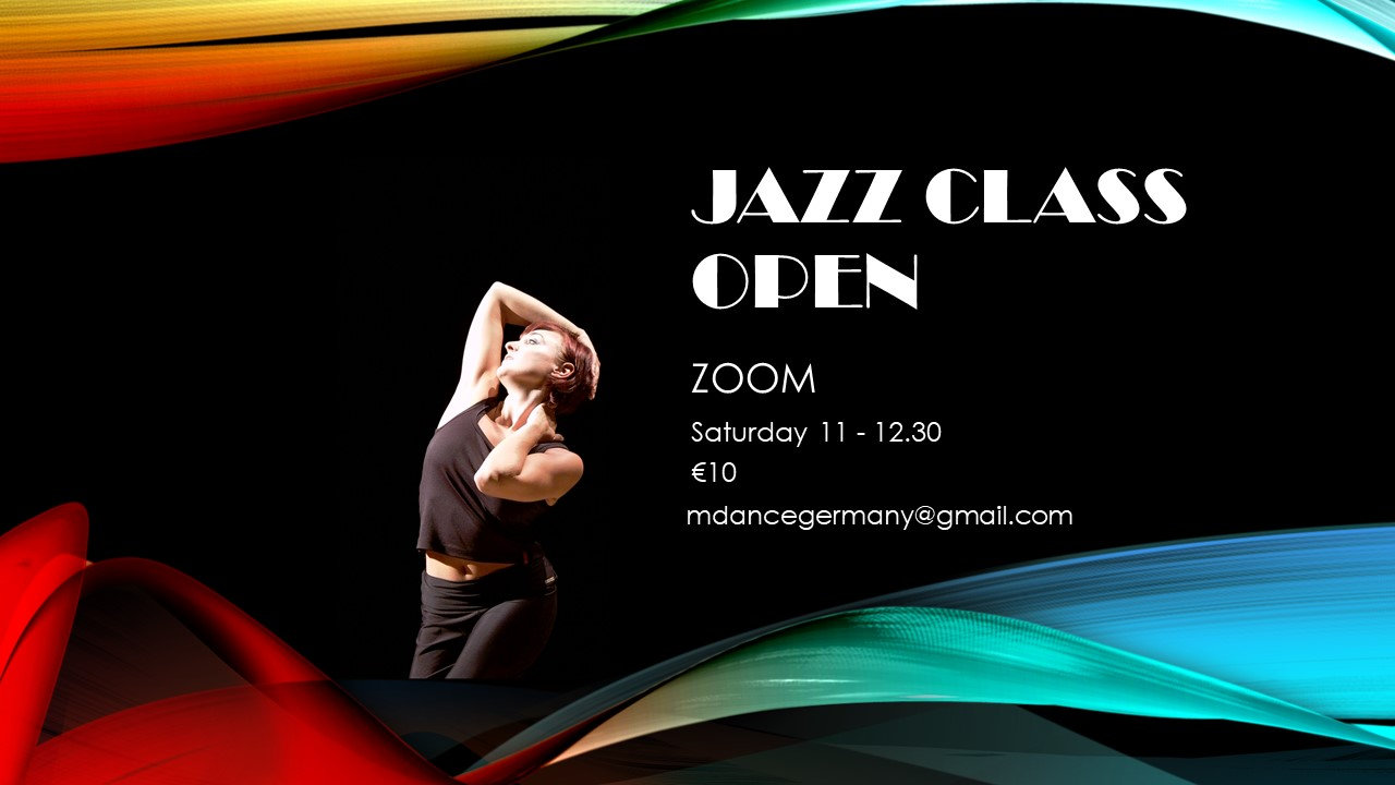 Jazz Class Open