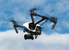 Drone X Blockchain