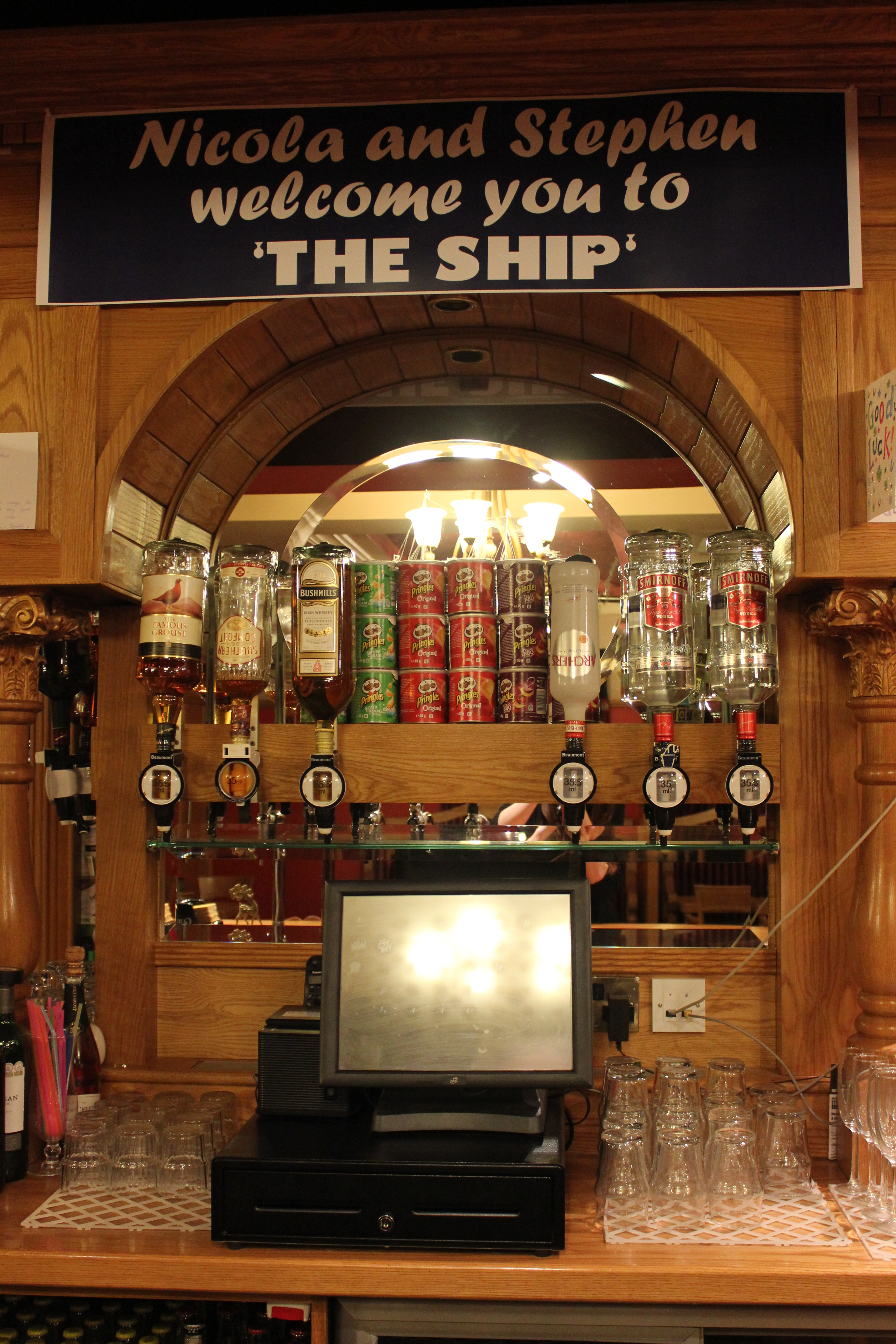 The Ship Dunree