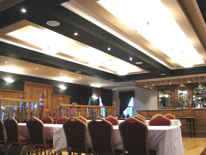 The Laurentic Function Room