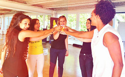 Polterabend High Heels Workshop