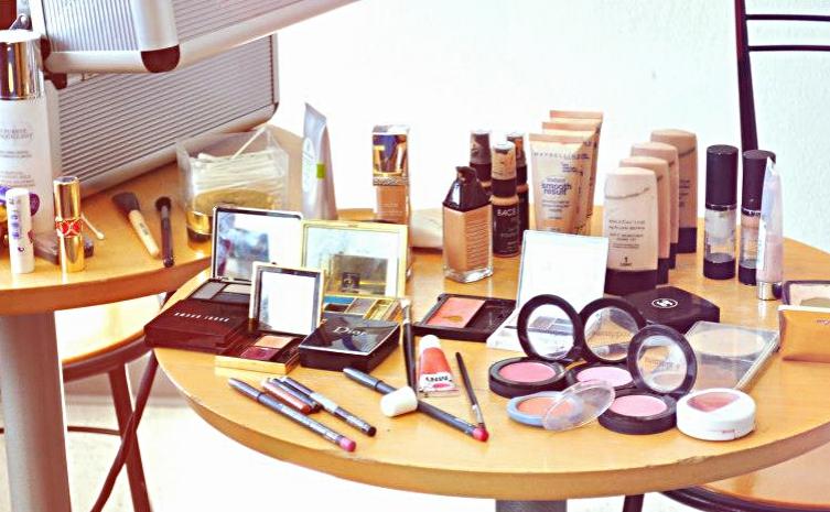 Polterabend Make-up