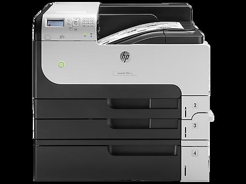 LaserJet Enterprise M712xh - 40 PPM