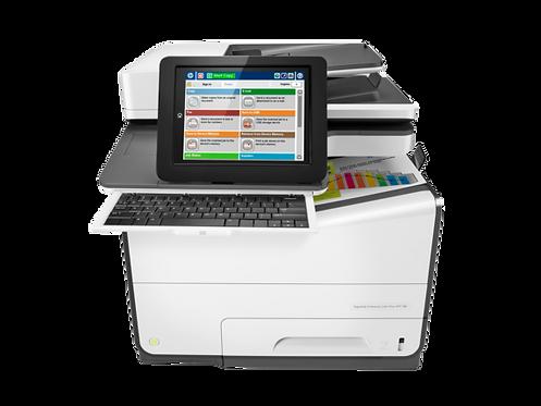 PageWide Enterprise Color Flow MFP 785z+ - 50 PPM
