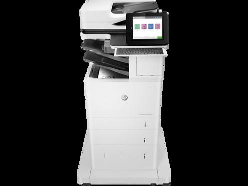 LaserJet Enterprise Flow MFP 636z - 75 PPM