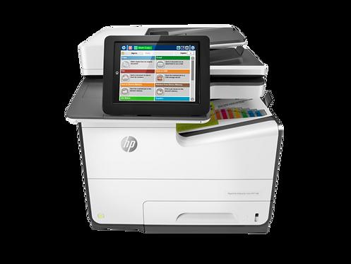 PageWide Enterprise Color MFP 586f - 50 PPM