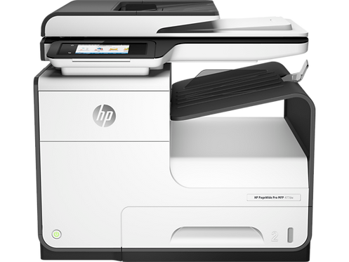 PageWide Pro 477dw - 40 PPM