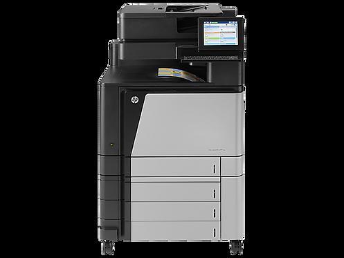 Color LaserJet Enterprise flow MFP M880z - 45 PPM